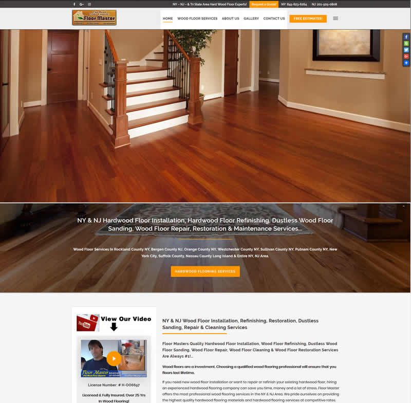 Floor Master | DropLine Design